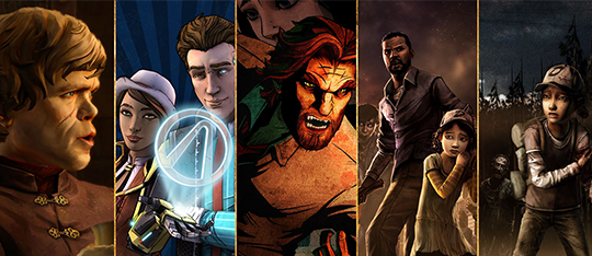What's next to add to Telltale's catalog?