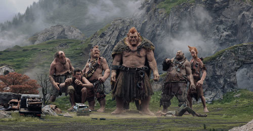 The evil giants