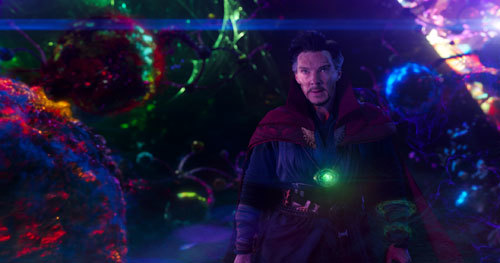 Doctor Strange in the Dark Dimension