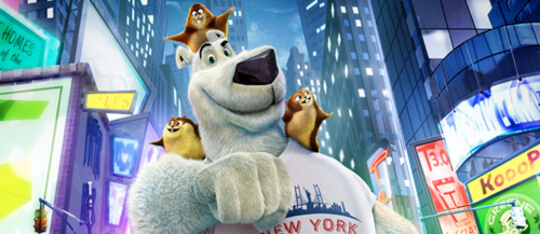 Norm Of The North Movie Review