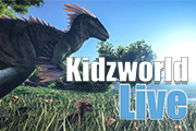 Kidzworld Live: Let's Play Ark: Survival Evolved