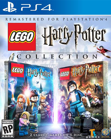 LEGO Harry Potter Collection Box Art