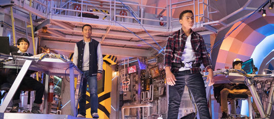 Exclusive Interview | Nathaniel Potvin for Disney XD's MECH-X4