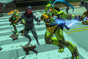 New TMNT Game Coming To Consoles