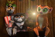 All Hail King Julien Season 4 Exclusive Clip - Maurice Meets Brosalind