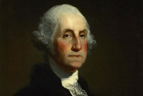 George Washington was the first President of the United States