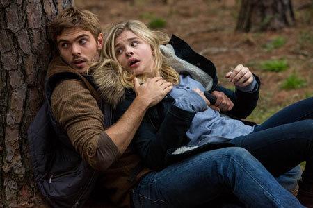 Cassie wonders if Evan is friend or foe.