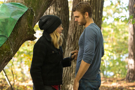 Cassie grows to care for Evan