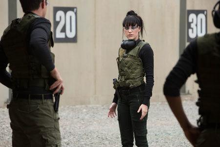 Maika as Ringer
