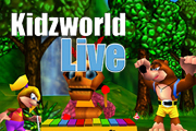 Kidzworld Live: Let's Play Banjo-Kazooie!