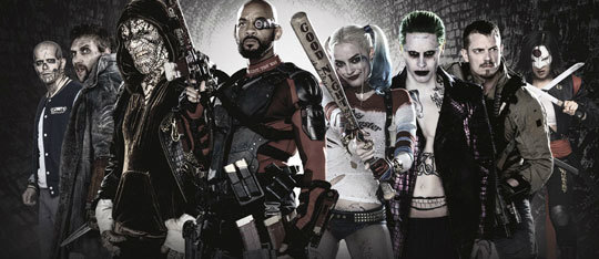 Feature suicide squad blu ray feat