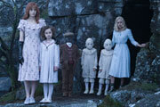 Miss Peregrine's Home for Peculiar Children Blu-ray Review