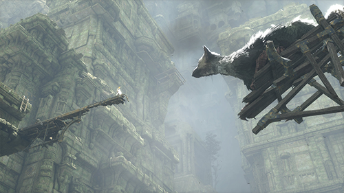 The Last Guardian is one of the most heart-warming games I've ever played.