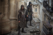 Check out our Assassin's Creed movie review!