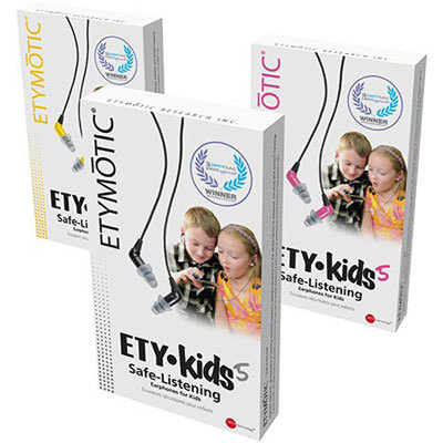 ETY•Kids Safe Listening Earphones