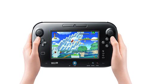 The Wii U gamepad was what set the Wii U apart.