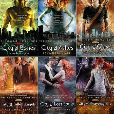 Looking for a book to read? Sink your teeth into this popular series!