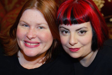 Cassandra Clare and Holly Black are close friends.