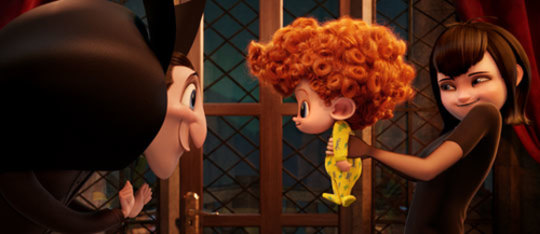 Hotel Transylvania 2 Exclusive Clip | Scary-oke: Hush Little Monster