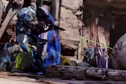Halo mixed with Killer Instinct? Kidzworld's got the trailer!