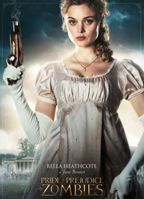 Bella as Jane Bennet