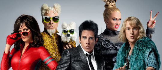 Zoolander No. 2 Movie Review