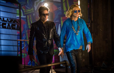 Zoolander and Hansel walk the runway again
