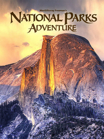 National Parks Adventure Poster