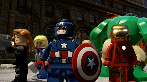 Avengers, assemble! Who's your favorite?