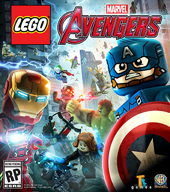 LEGO Marvel's Avengers is available now.