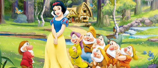 Feature snow white and the seven dwarfs feat