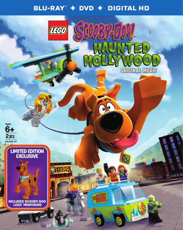 LEGO Scooby-Doo!: Haunted Hollywood Blu-ray