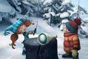 SNOWTIME – Beautiful Animated Film With Great Characters