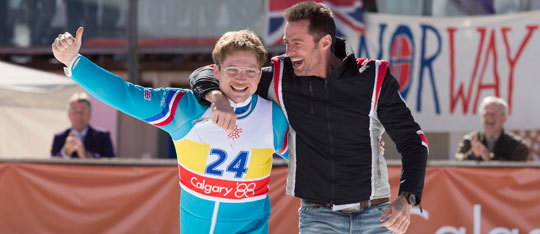 Feature eddie the eagle feat