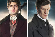 Douglas Booth and Matt Smtih: The Men of Pride and Prejudice and Zombies