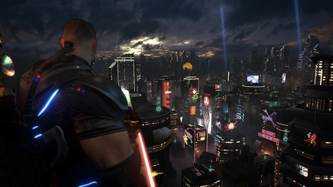 Destroy an entire city in the new Crackdown on Xbox One.