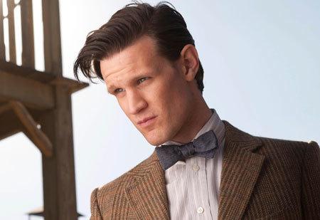 Matt as Dr. Who