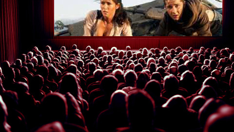 Movies for the most part ask you to sit quietly, with littler interaction for 2 hours.