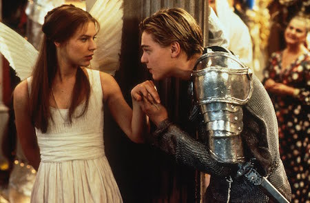 This 1996 film version of Romeo and Juliet is one of the most popular adaptations of the play ever.