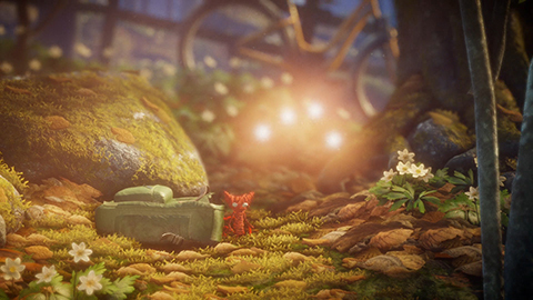 Unravel has a moving story that may make you tear up a little.