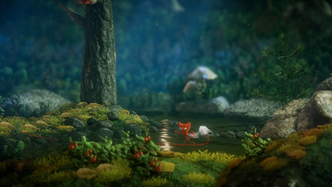 Unravel is absolutely gorgeous.