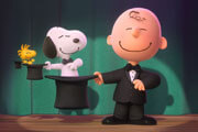 The Peanuts Movie Exclusive Clip | Pitch