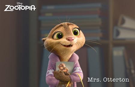 Mrs. Otterton