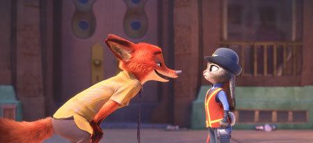 Nick meets meter maid Judy