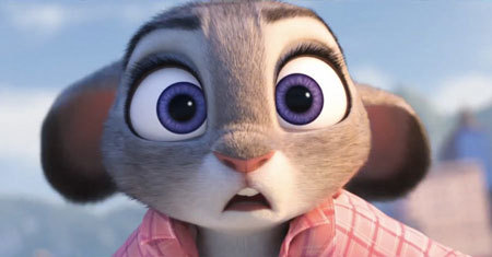 Judy realizes she can now solve the case