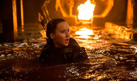 Katniss in the sewer
