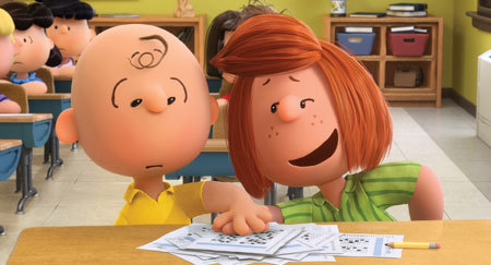 Charlie Brown and Peppermint Patty