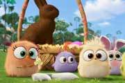 The Hatchlings from Angry Birds wish you an Egg-cellent Easter!