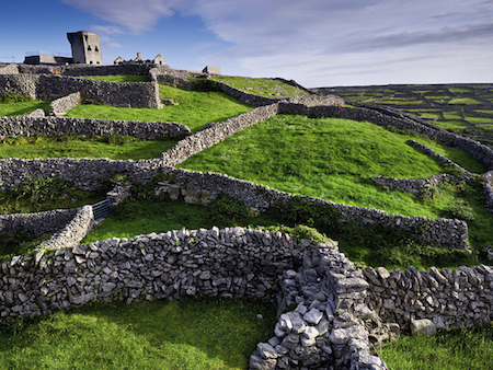 Ireland and Northern Ireland are filled with amazing castles!