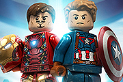 LEGO Marvel's Avengers Captain America: Civil War Character Pack!